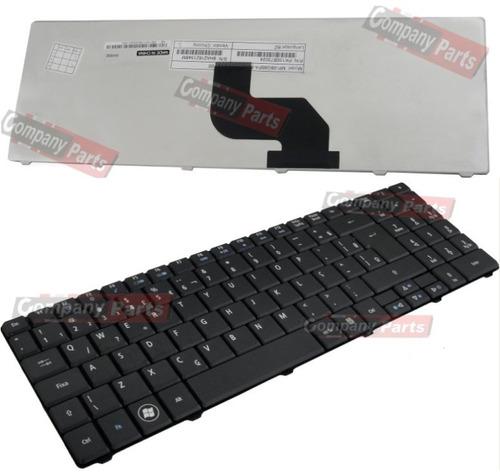 teclado acer 5515 5516 5517 5532 5534 5732 mp-08g66cu-698 br