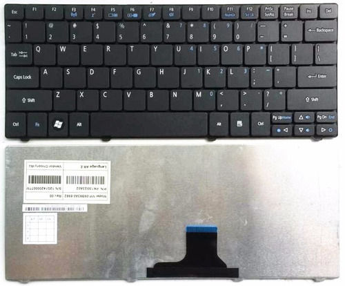 teclado acer 722 español