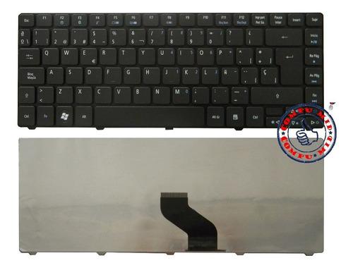 teclado acer aspire 4741g 4820 3810 4810 4736 emachines d640