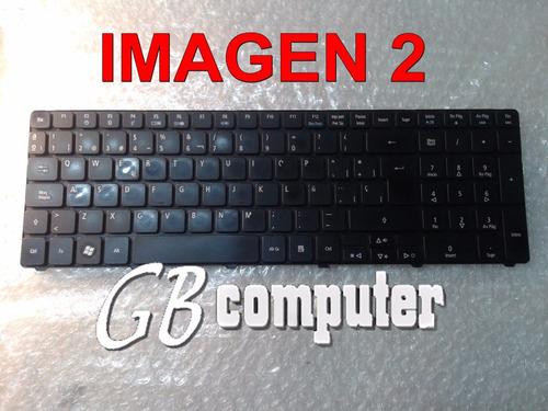 teclado acer aspire 5536-5218 5536-5236 5542-1297 español