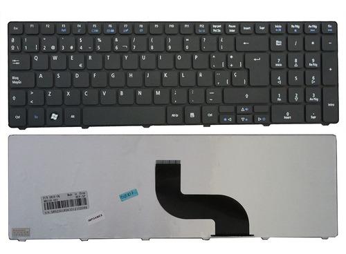 teclado acer aspire 5810 5253-bz65 5253-bz68 5253-bz820