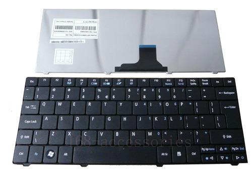 teclado acer aspire one 751 751h ao751h ao751 en stock