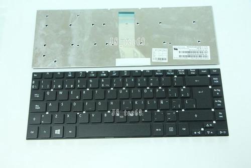 teclado acer   aspire v3-471 series