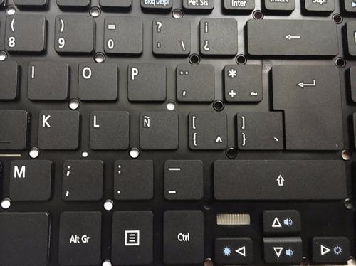 teclado acer aspire v5 572  v5-572 v5-573 español