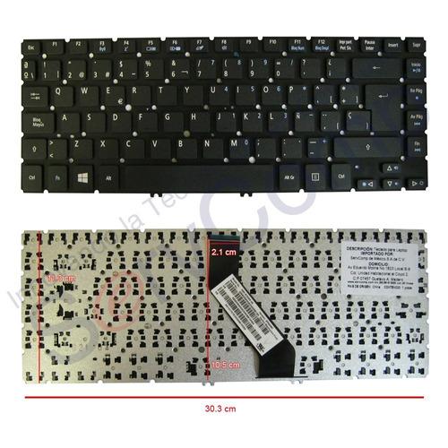 teclado acer aspire v5 serie v5-471 v5-431 español iluminado