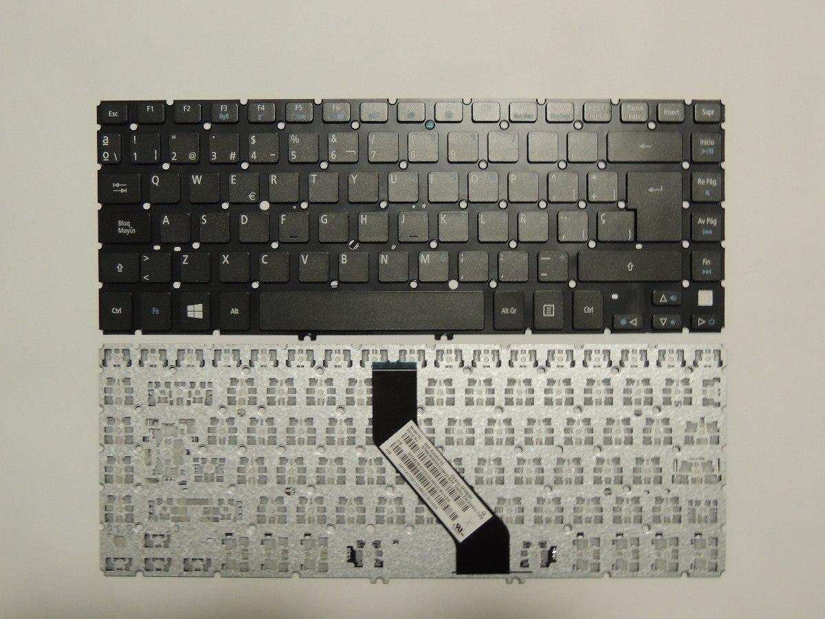 Teclado Acer Aspire V5 Series V5-471 V5-431 Negro Espa U00f1ol Nw
