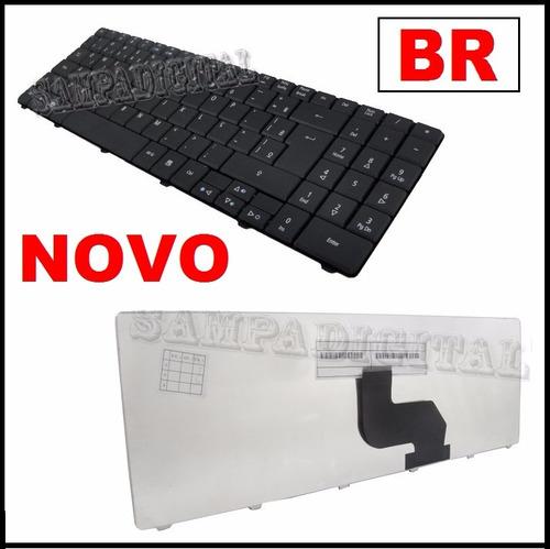 teclado acer emachine e525 e625 e725 g525 g625 g725 abnt2 ç