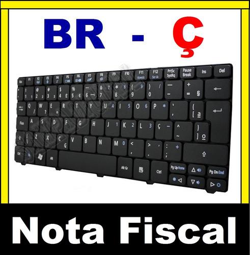 teclado acer one d255 257 d260 521 532h nav50 nav70 em350