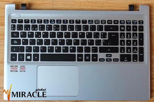 teclado  acer v5-571 v5-531 v5-551 cover completo original