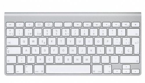 teclado apple bluetooth ¡remate!