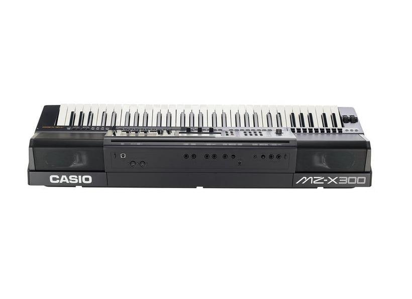 b03d26e3228 Teclado Arranjador Casio Mz-x300 - 61 Teclas + Kit Completo - R ...