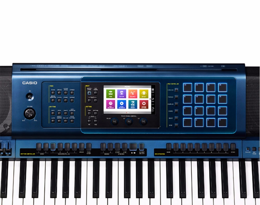 0ef727cb90a teclado arranjador casio mz-x500 - 61 teclas. Carregando zoom.