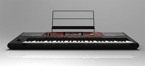 teclado arranjador korg pa700
