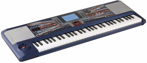teclado arranjador profissional korg liverpool