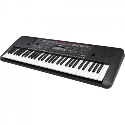 teclado arranjador psr-e263 preto yamaha