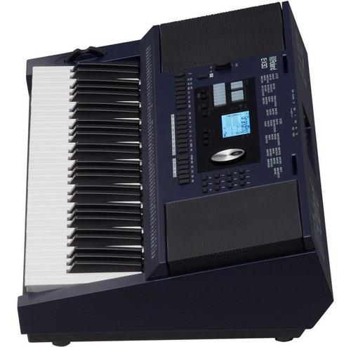 teclado arranjador roland e-x30 61 teclas com fonte ex30