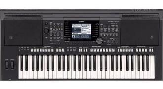 teclado arranjador yamaha psr-s750