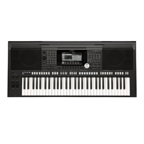 teclado arranjador yamaha psr-s970 - display de 7  - 61 tec