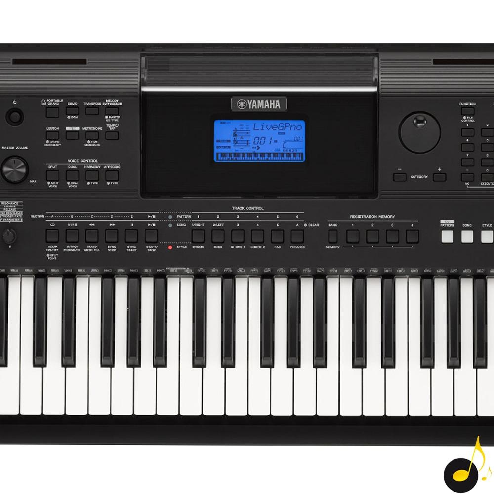 teclado arranjador yamaha psrew400 fonte 76 teclas psr. Black Bedroom Furniture Sets. Home Design Ideas