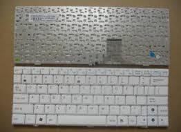 teclado asus branco eeepc1000 1000h 1000ha 1000hd v021562hk3