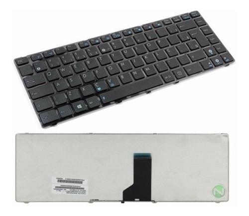 teclado asus compatível 0kn0-ed2br03 04gnv62kbr00-3 br com ç