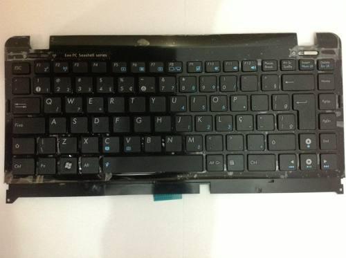 teclado asus eeepc 1215 1215b abnt2 mp-10b96pa-920  br  ç