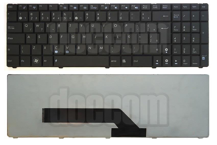 Asus K50AB Notebook Keyboard Driver (2019)