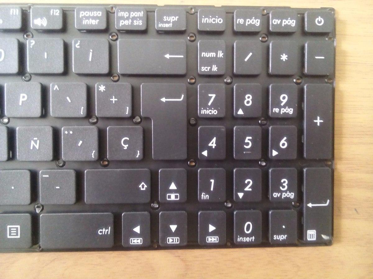Teclado Asus X540l X540sc X540 52000 En Mercado Libre Keyboard Laptop X540la X540s X540sa Series Cargando Zoom
