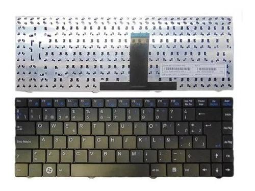 teclado bangho b240 w840 mp-07g36e0-430 7701862