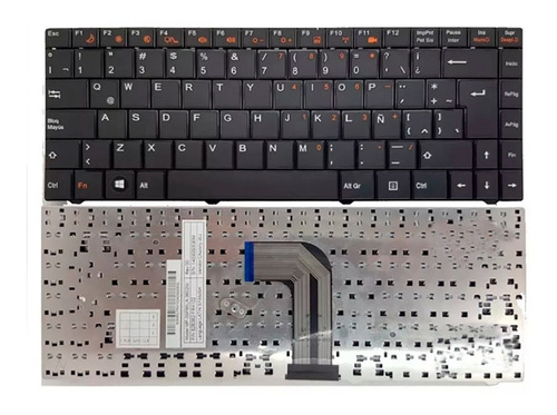 teclado bgh a400 a450 a460 a470 kanji kj 14 noblex np1503l