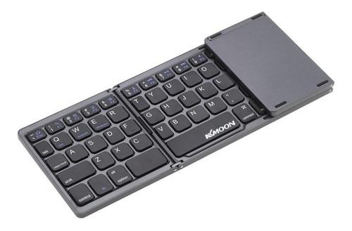 teclado bluetooth dobrável