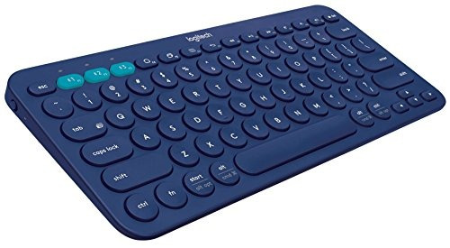 teclado bluetooth logitech k380 multi-dispositivo