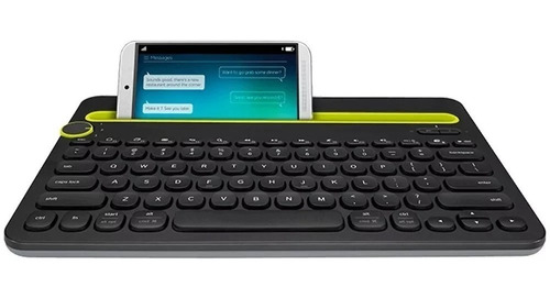 teclado bluetooth logitech k480 multidispositivo android ios