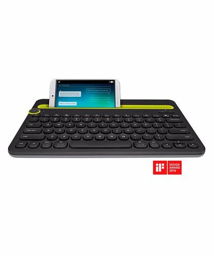 teclado bluetooth logitech k480 p/ smartphones, tablets y pc