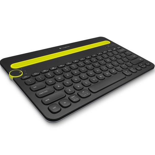 teclado bluetooth logitech k480 para pc tablet e smartphone