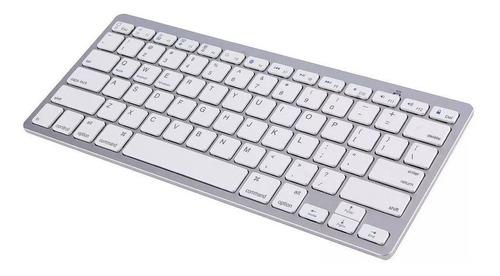 teclado bluetooth sem fio padrão mac imac ipad pc wireless