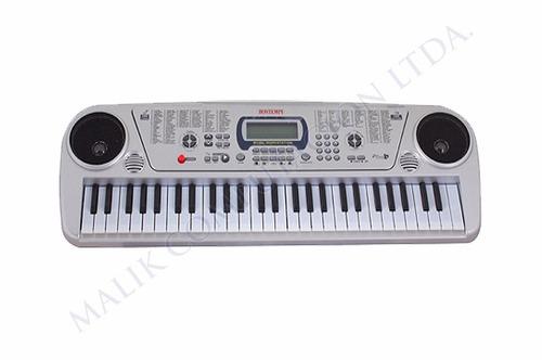 teclado bontempi 54 teclas estándar piano con mini microfono
