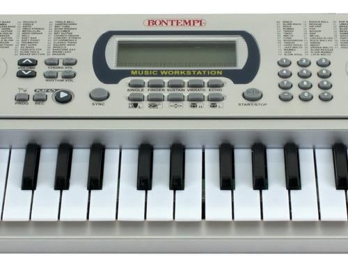teclado bontempi 54 teclas nu009