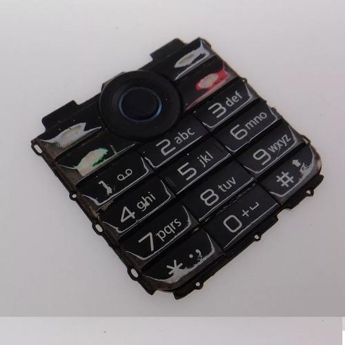 teclado botão celular lg gx200 original usado veja as fotos