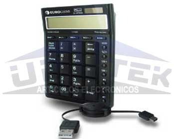teclado calculation ii