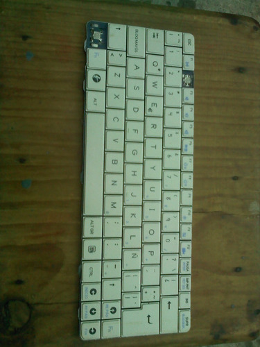teclado c.a.n.a.i.m.a. .l.e.t.r.a.s. .a.z.u.l.e.s