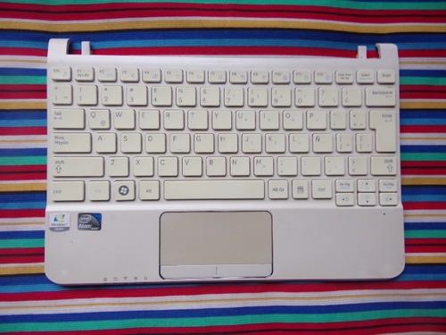 teclado  carcasa touch
