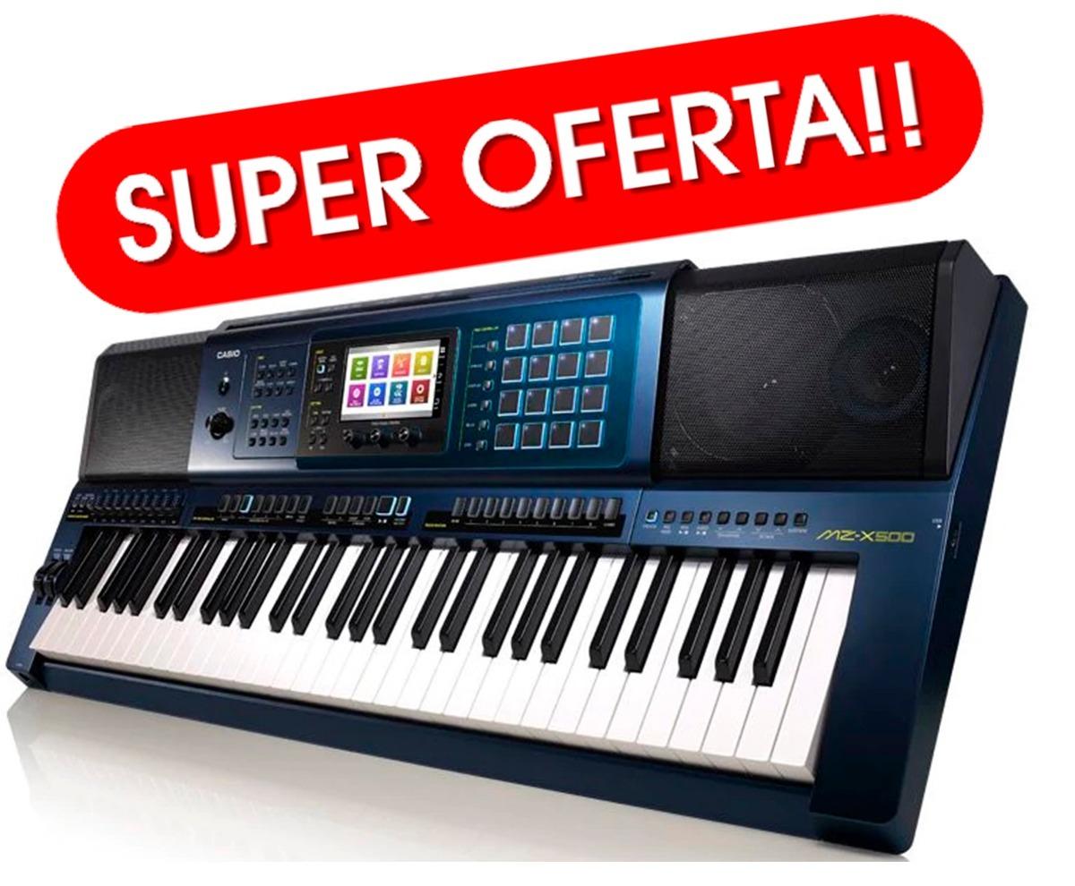a5d21f8bafc teclado casio arranjador mzx500 61 teclas profissional. Carregando zoom.