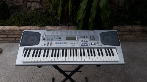 teclado casio con base