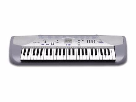 teclado casio ctk 230