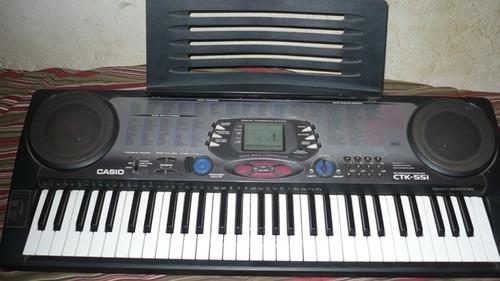 teclado casio ctk-551
