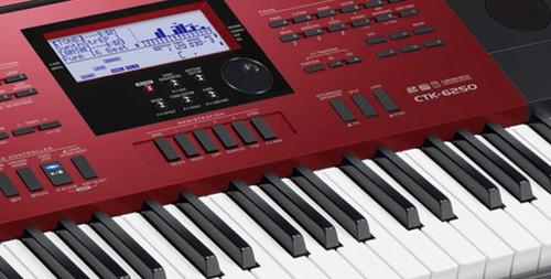 teclado casio ctk-6250