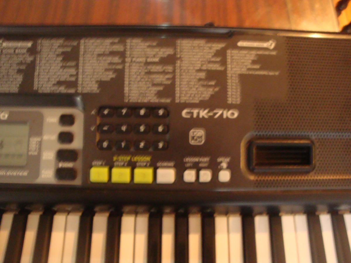 CASIO CTK-710 MIDI DRIVERS FOR WINDOWS XP