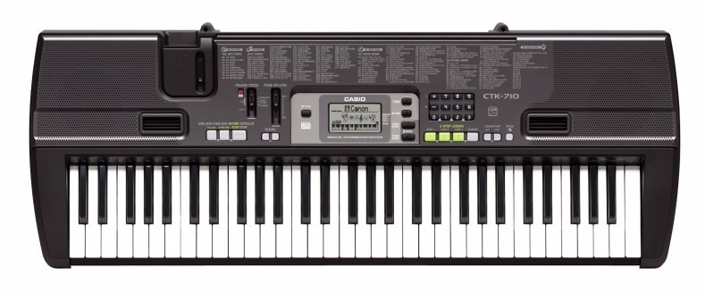 DRIVER UPDATE: CASIO CTK-710 KEYBOARD