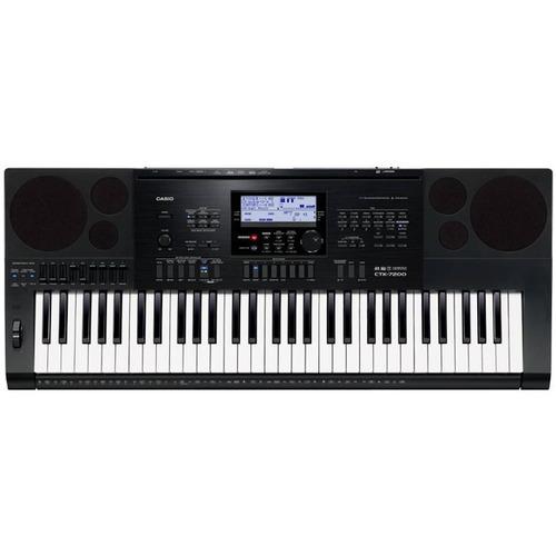 teclado casio  ctk-7200